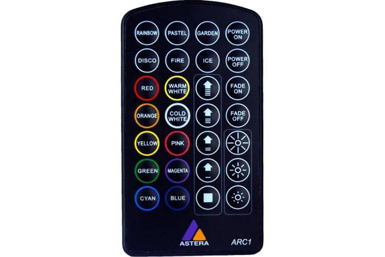 Astera IR fjernkontroll ARC1