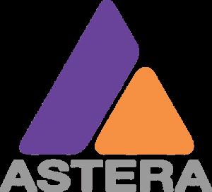 astera led logo