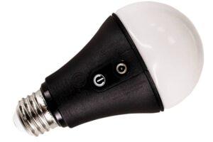 Astera NYX LED-lyspære E27 med CRMX/Bluetooth