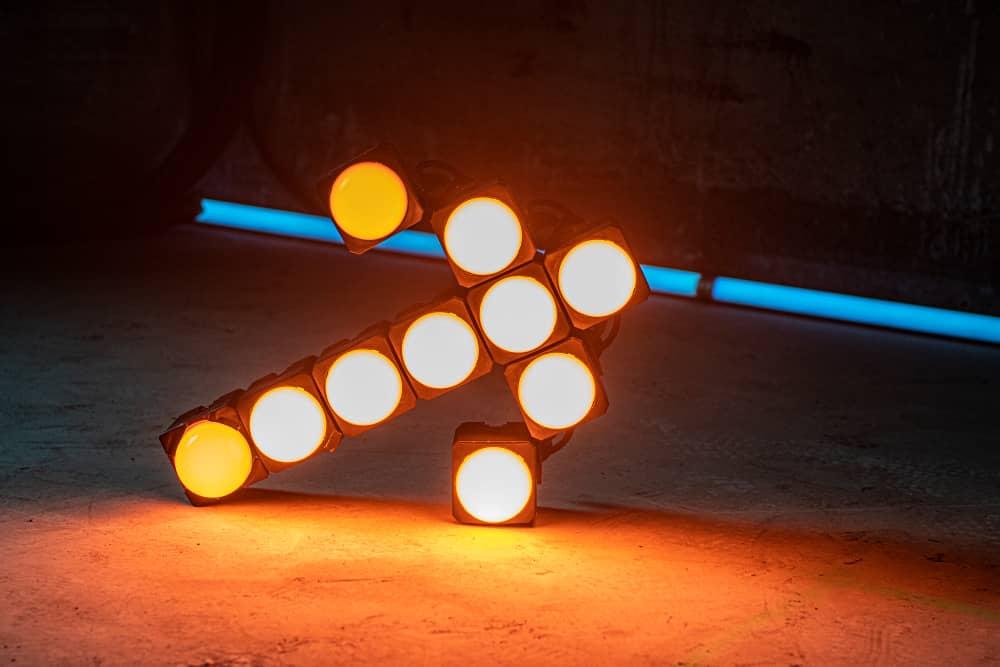 astera pixelbrick 15w led rgb lysdesign