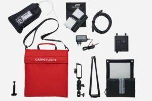 Carpetlight Carpetino Broadcast Premium Kit
