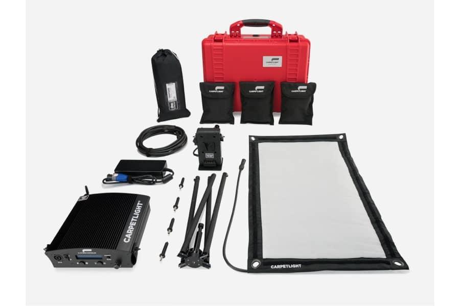 carpetlight cl21 premium kit