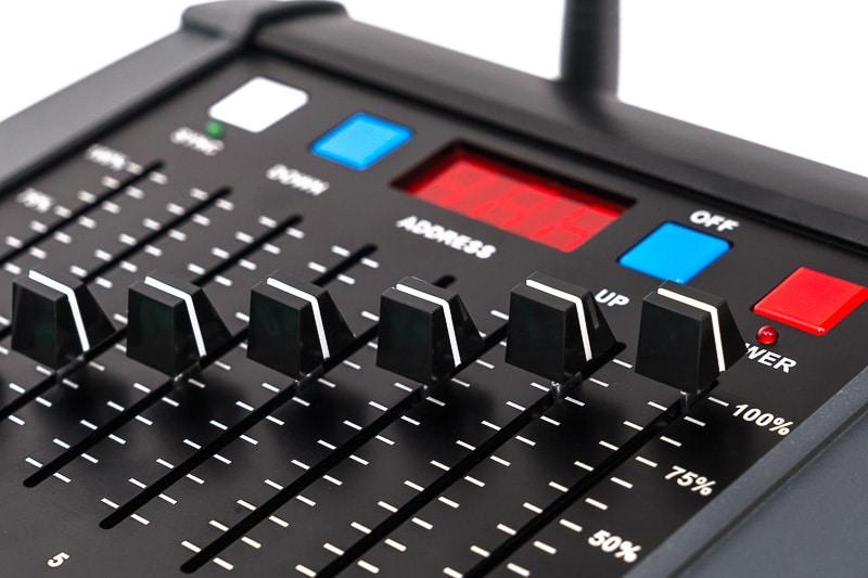 cinelex desk tx8 closeup