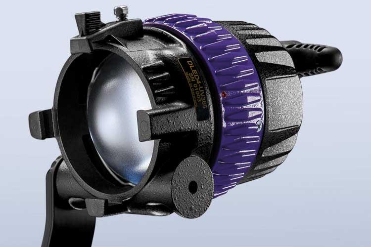 Dedolight DLED4-UV Ultraviolet Set