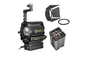 Dedolight DLH400D 400/575W fokuserende HMI lampe