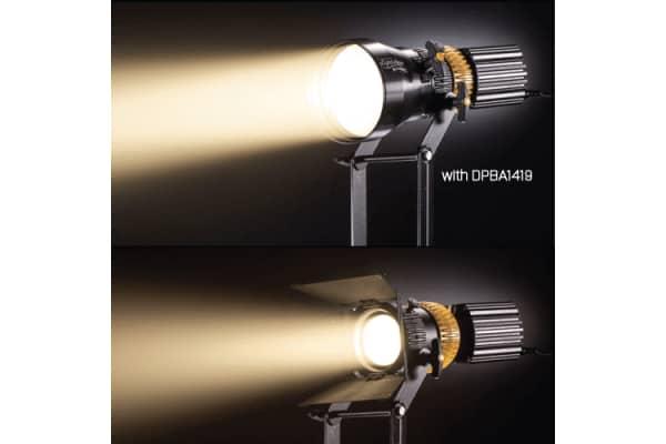 dedolight dpba1419 parallel beam adapter alt