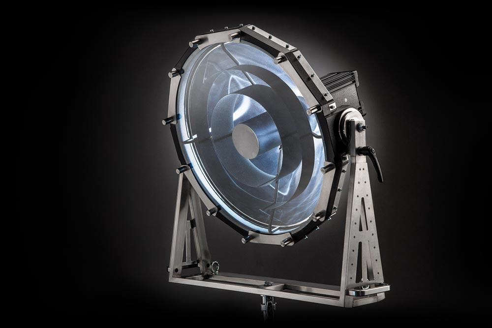 dedolight lightstream dpb70 parallalel beam light