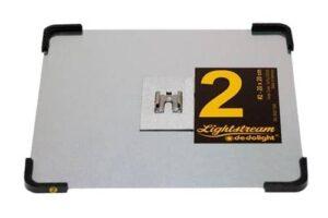 Lightstream LITE master kit med 5 reflektorer 20×20 cm