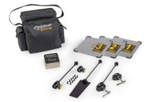 Lightstream LITE standard kit med 3 reflektorer 20×20 cm