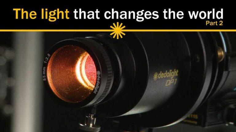 dedolight lyset som forandret verden dedolight dlh4
