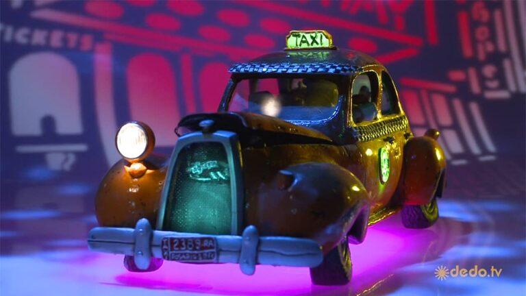 dedolight tv precision light setup taxi