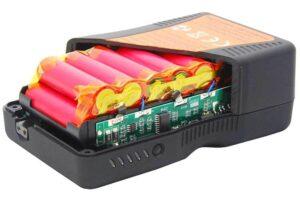 Dynacore DN-310S V-Mount Batteri