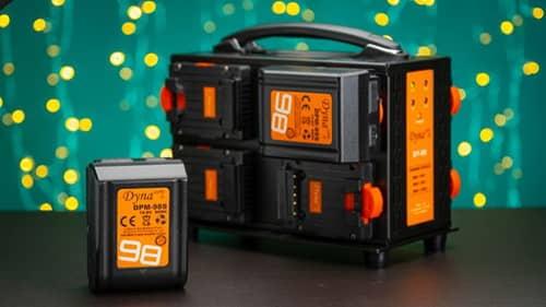 dynacore dt 8s tiny ladestasjon dpm 98s batteri