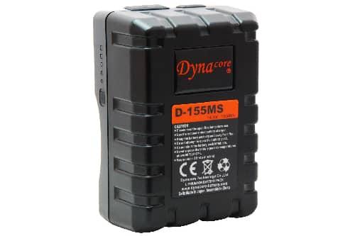 Dynacore MINI 155Wh V-Mount batteri med D-tap & USB-utgang