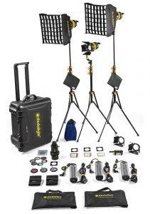 klt7 3bi dedolight kit