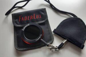 FaderLux gaffers glass/pan glass, variabel ND