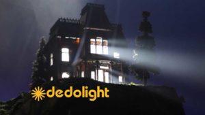 Lighting a scale model house using Lightstream