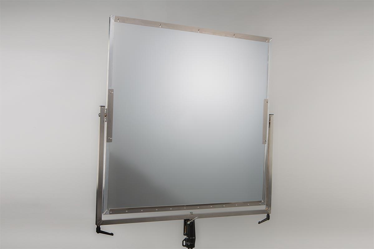 Lightstream Reflektor 100×100 cm, tosidig med overflate #1 og #4