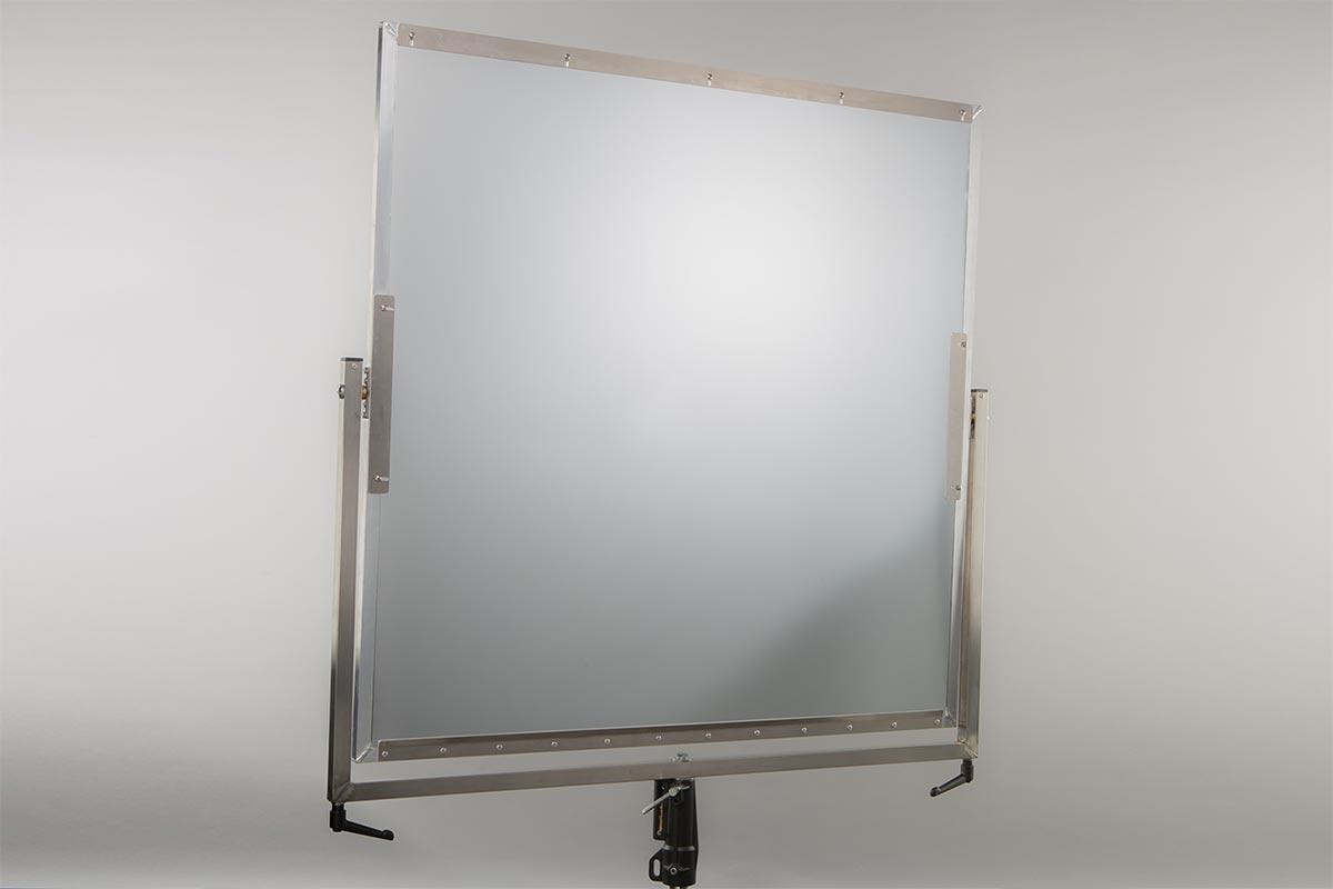 Lightstream Reflektor 100×100 cm, tosidig med overflate #2 og #3