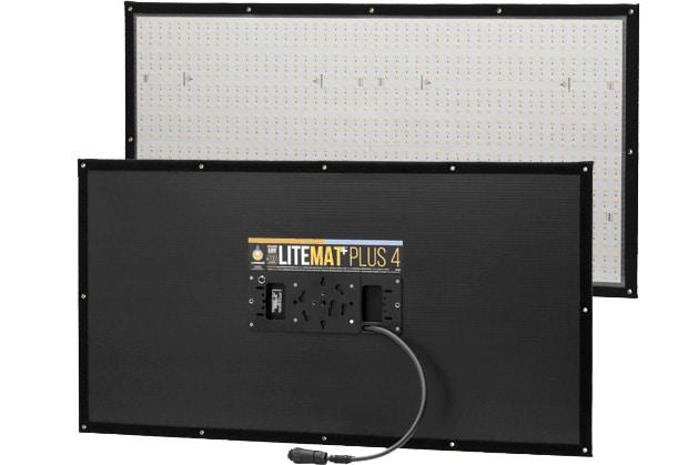 LiteMat Plus 4 kit, trådløs DMX tilgjengelig