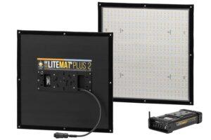 LiteMat Plus 2 kit, trådløs DMX tilgjengelig