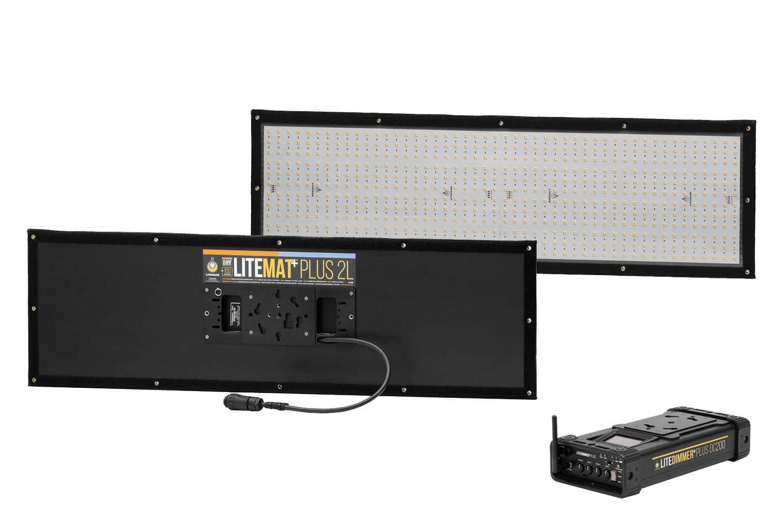 LiteMat Plus 2L kit, trådløs DMX tilgjengelig