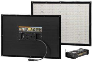 LiteMat Plus 3 kit, trådløs DMX tilgjengelig