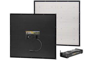 LiteMat Plus 8 kit med trådløs DMX, AC400 Duo