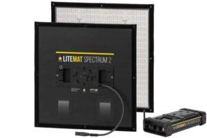 LiteMat Spectrum 2 kit med trådløs DMX styring