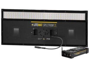 LiteMat Spectrum 2L kit med trådløs DMX styring
