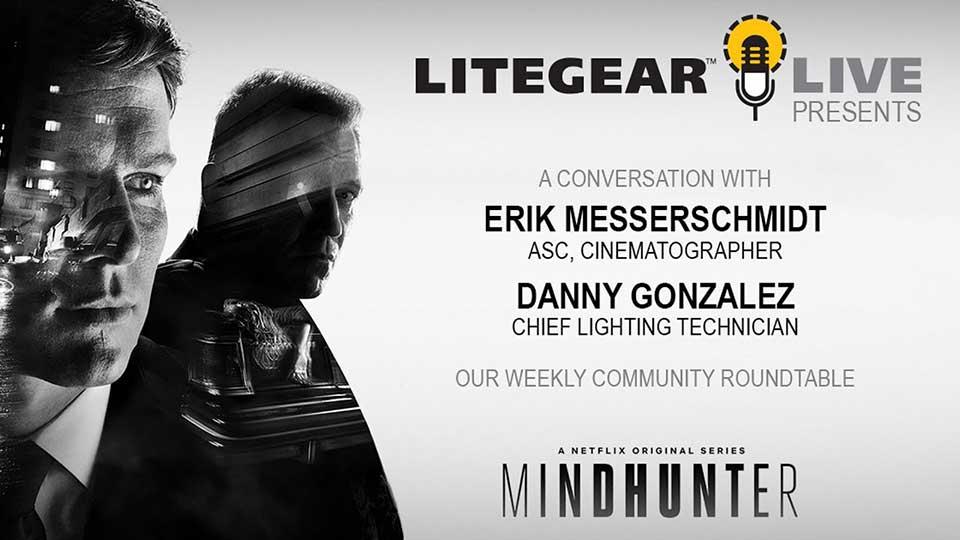 Mindhunter (BTS LiteGear Live)