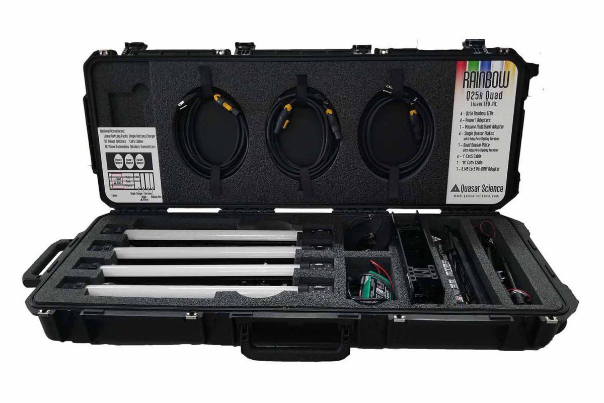 quasar science q25r quad kit