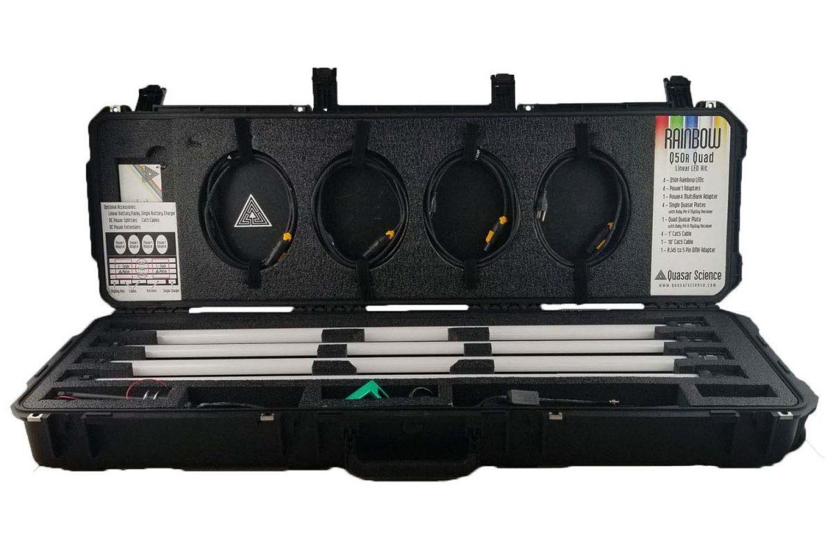 quasar science q50r quad kit