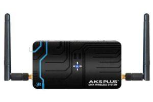 RatPac AKS PLUS DMX Wireless System