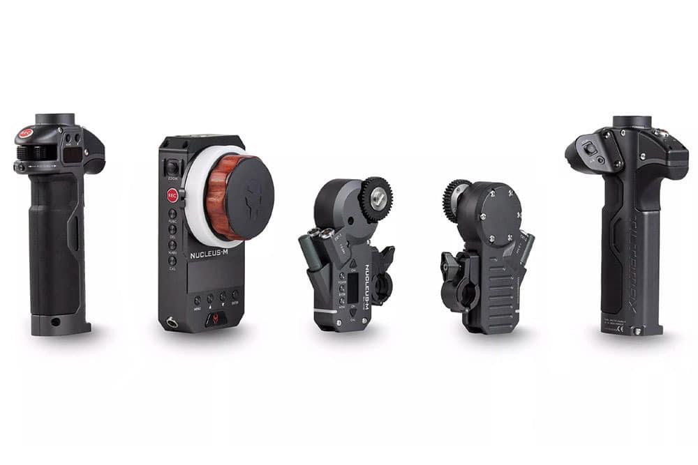 tilta nucleus m wireless lens control system