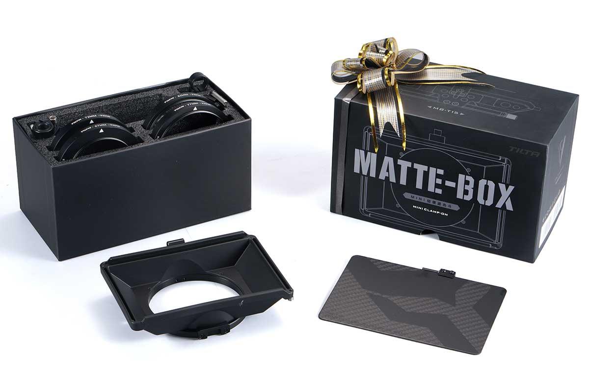 tiltaing matte box kit