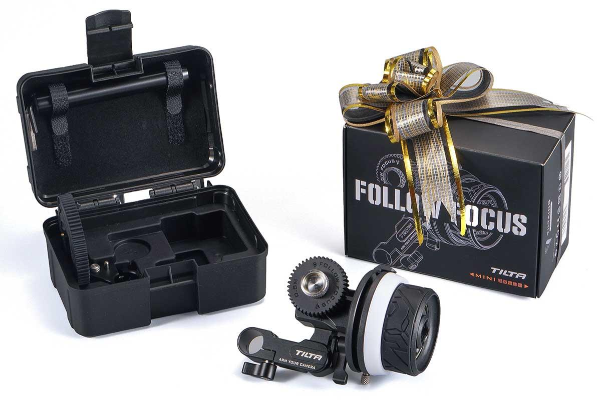 tiltaing mini follow focus kit